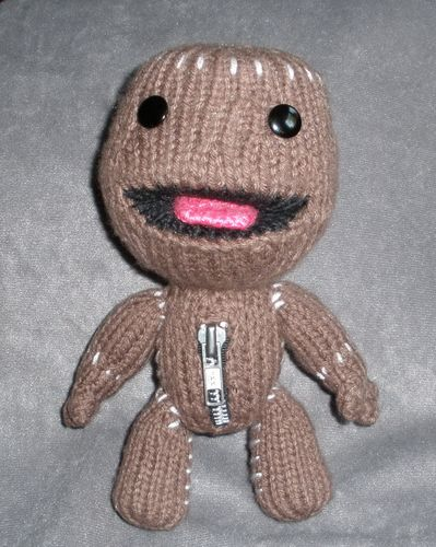 Sackboy Front View