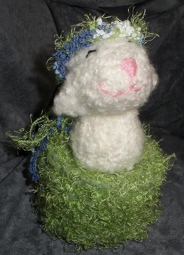 Laddie - Pocket Lambie for snuffykin