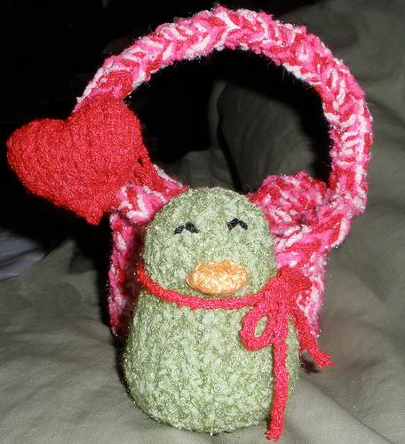 Heart Basket & Peter Pickle Peep
