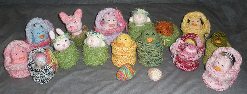 Happy Easter! group shot