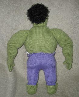 Marvel Comics the Incredible Hulk for Matt's Birthday - back