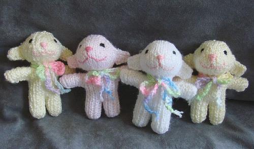 4 Little Lambs