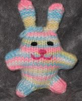 Eggletina, Kristina's eggy/bunny for Easter