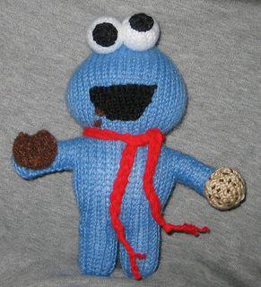 Christmas Cookie Monster for Kristina
